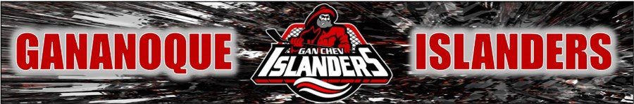 Logo for Gananoque Islanders  Junior C