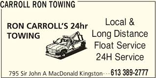 Ron Carroll Towing